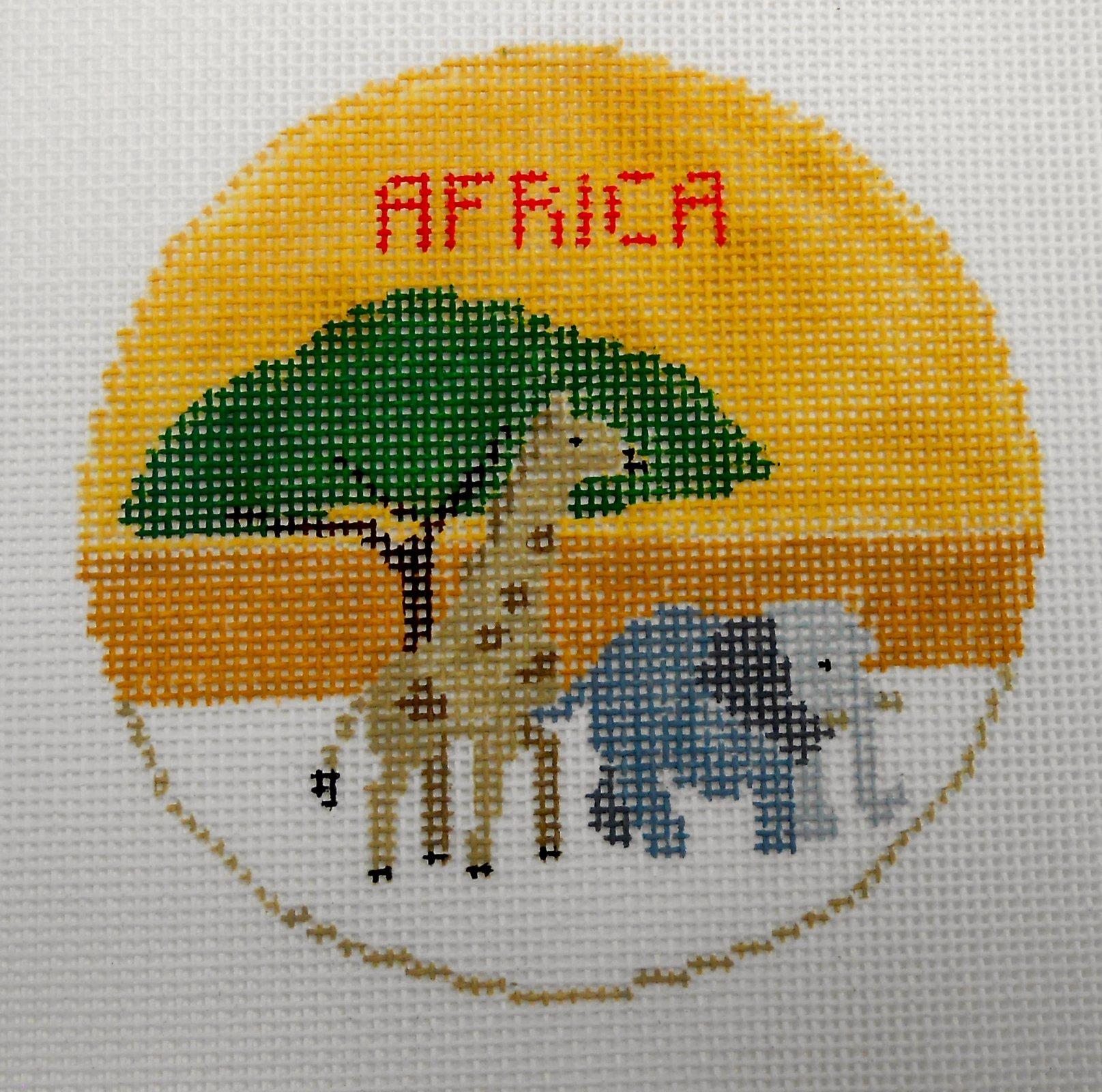 Africa round