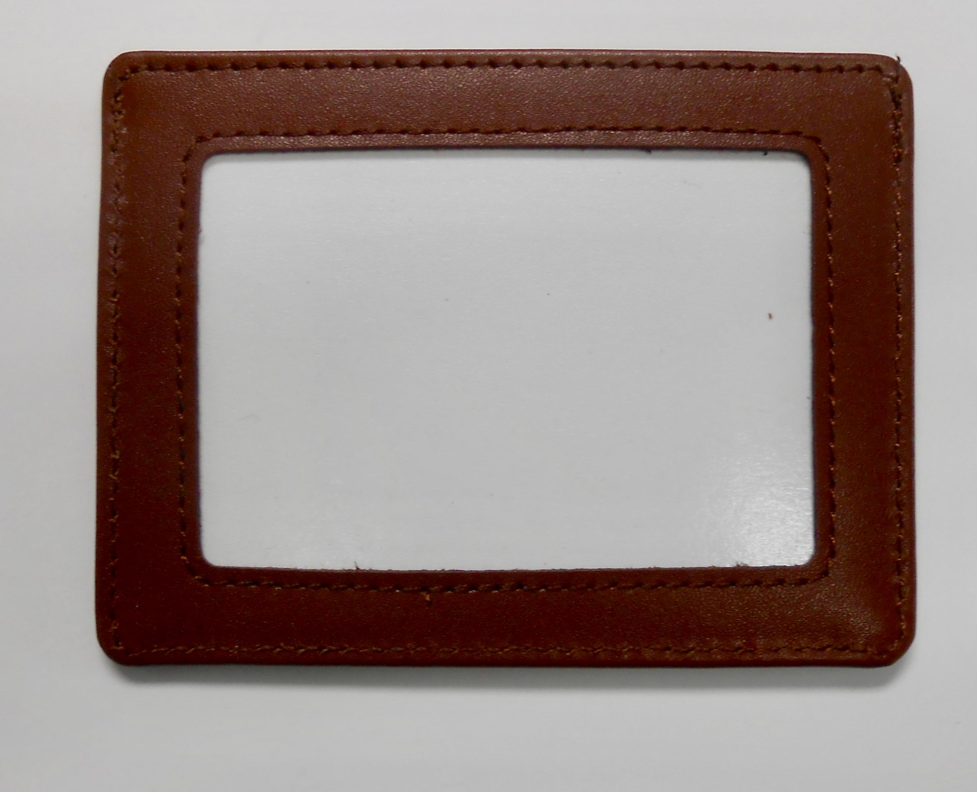 Credit Card Holder - Brown