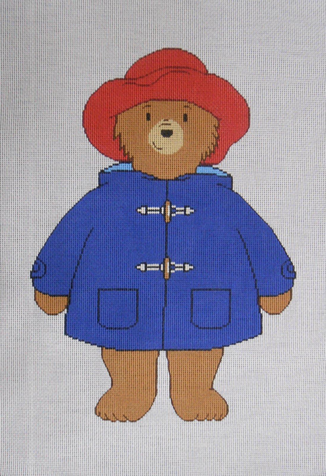Paddington Bear Stand Up