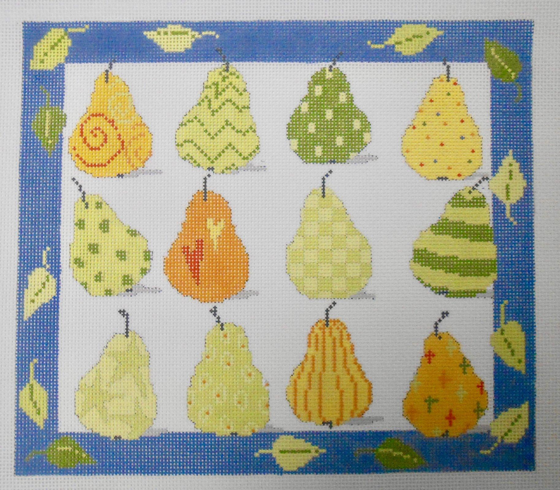 12 Pears