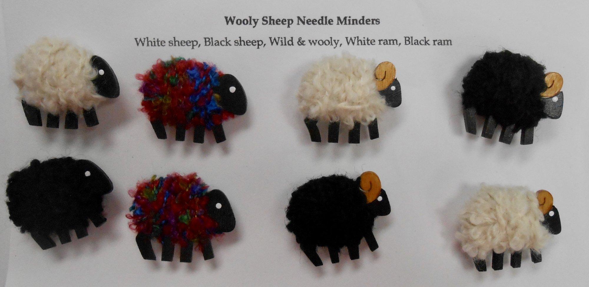 Sheep Needle Minders