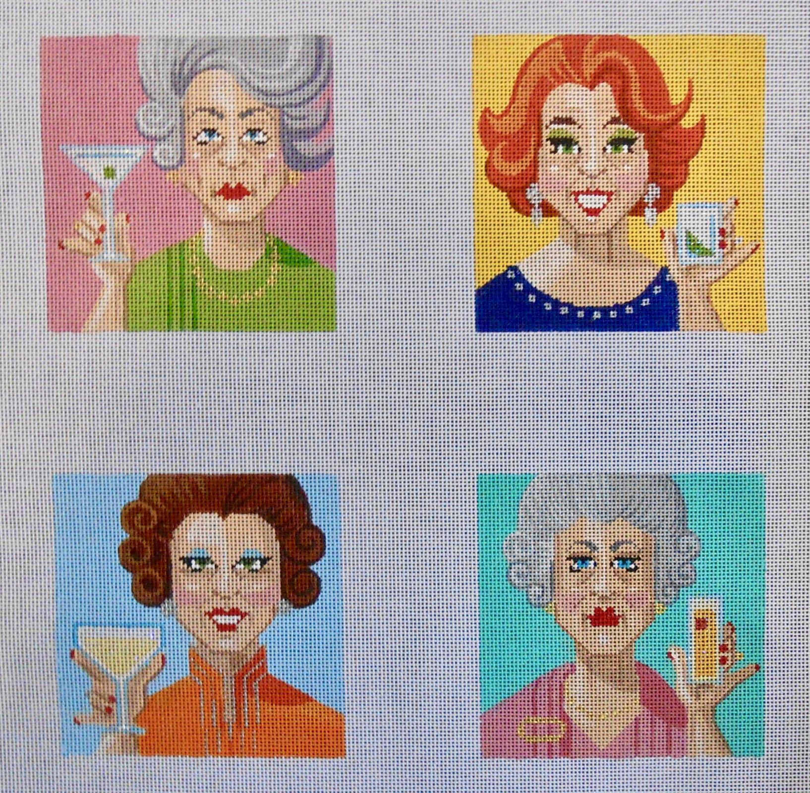 Ladies who Lunch Coasters