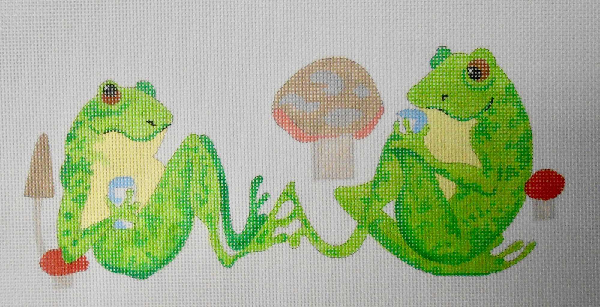 Cocktail Frogs