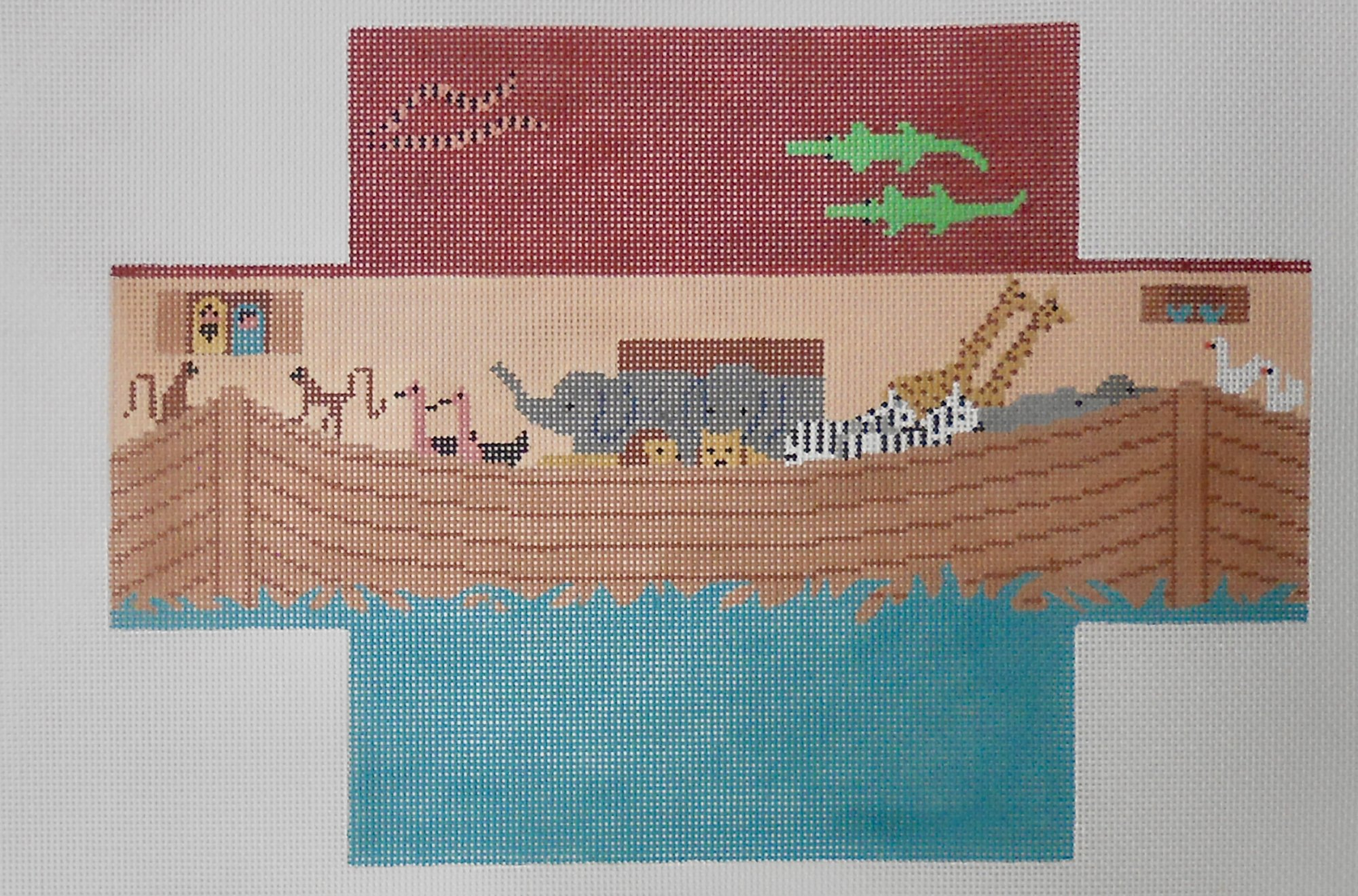 Noah's Ark Brick Cover