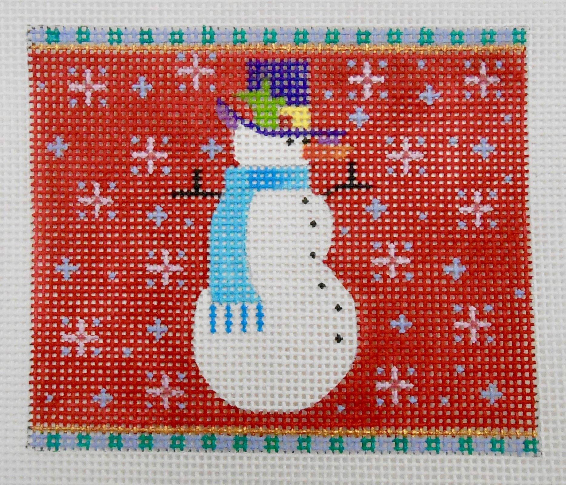 Snowman Cracker
