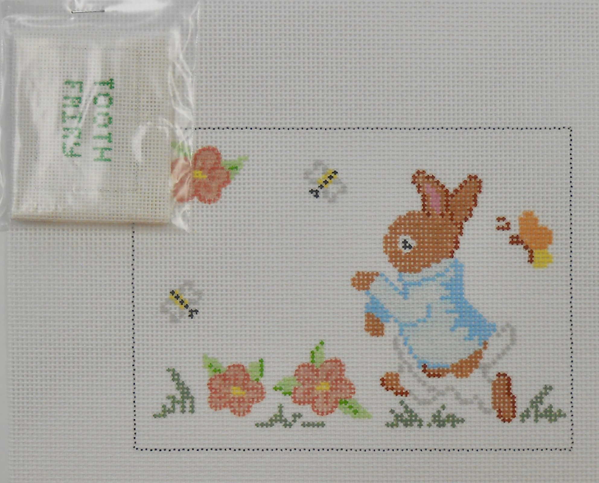 Peter Rabbit Tooth Fairy Pillow