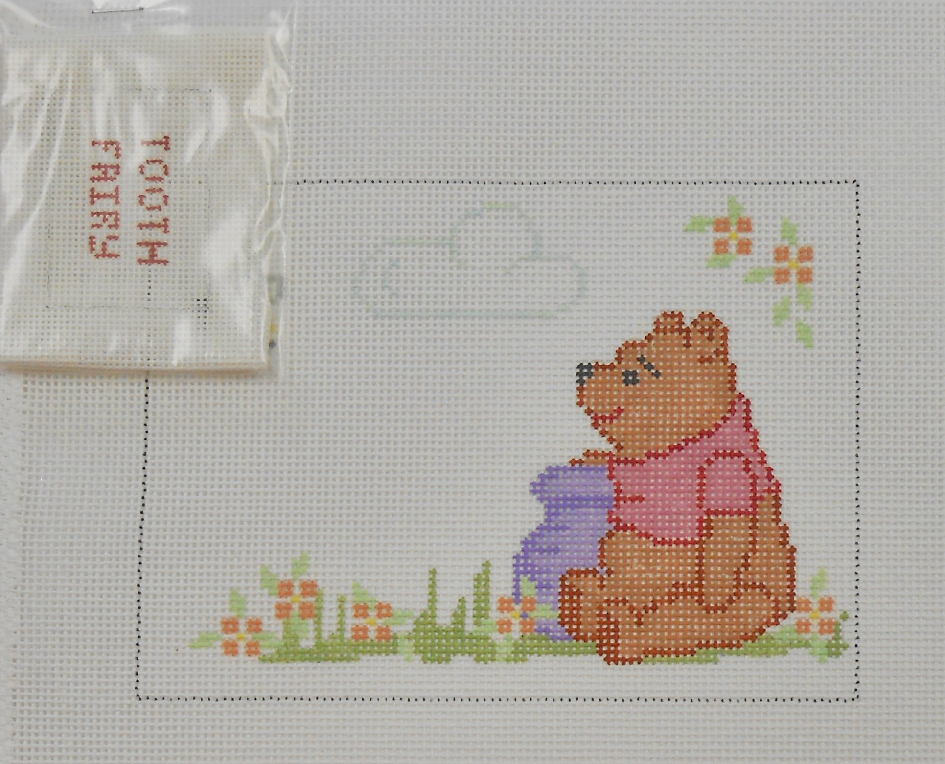 Pooh Tooth Fairy Pillow