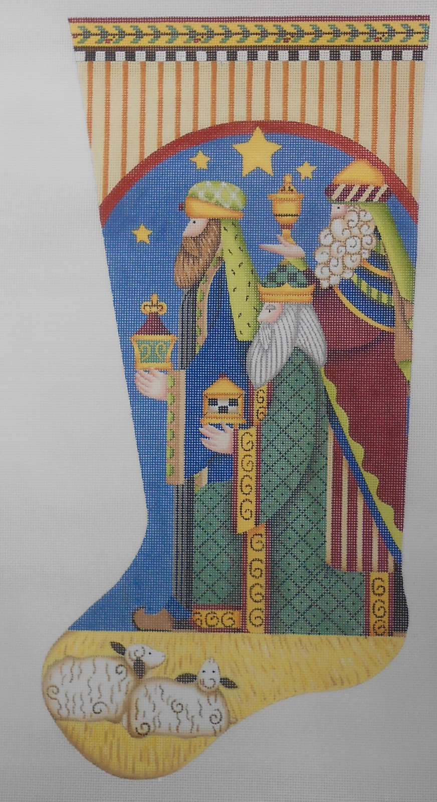 Three Wisemen Stocking