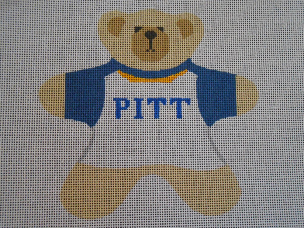 University of Pittsburgh Bear Ornament