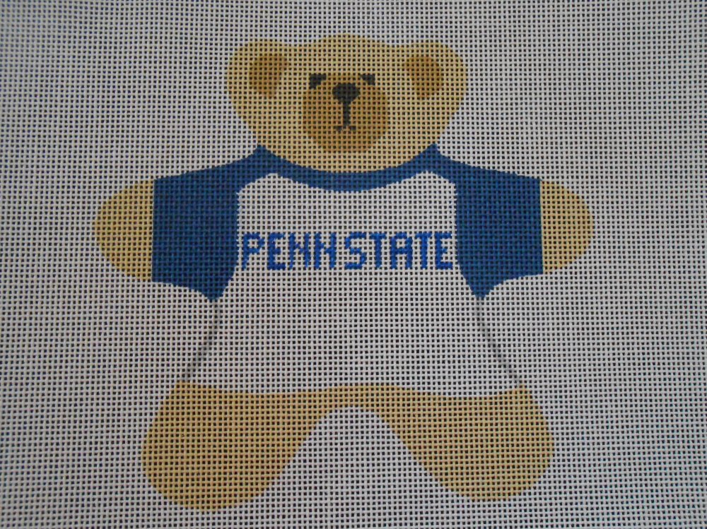 Penn State University Bear Ornament