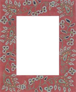Persian Paisley Frame
