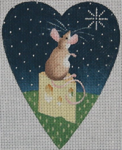 Midnight Mouse Heart
