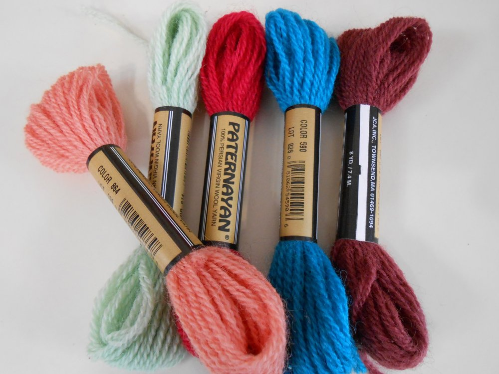 Paternayan Wool by Paternayan