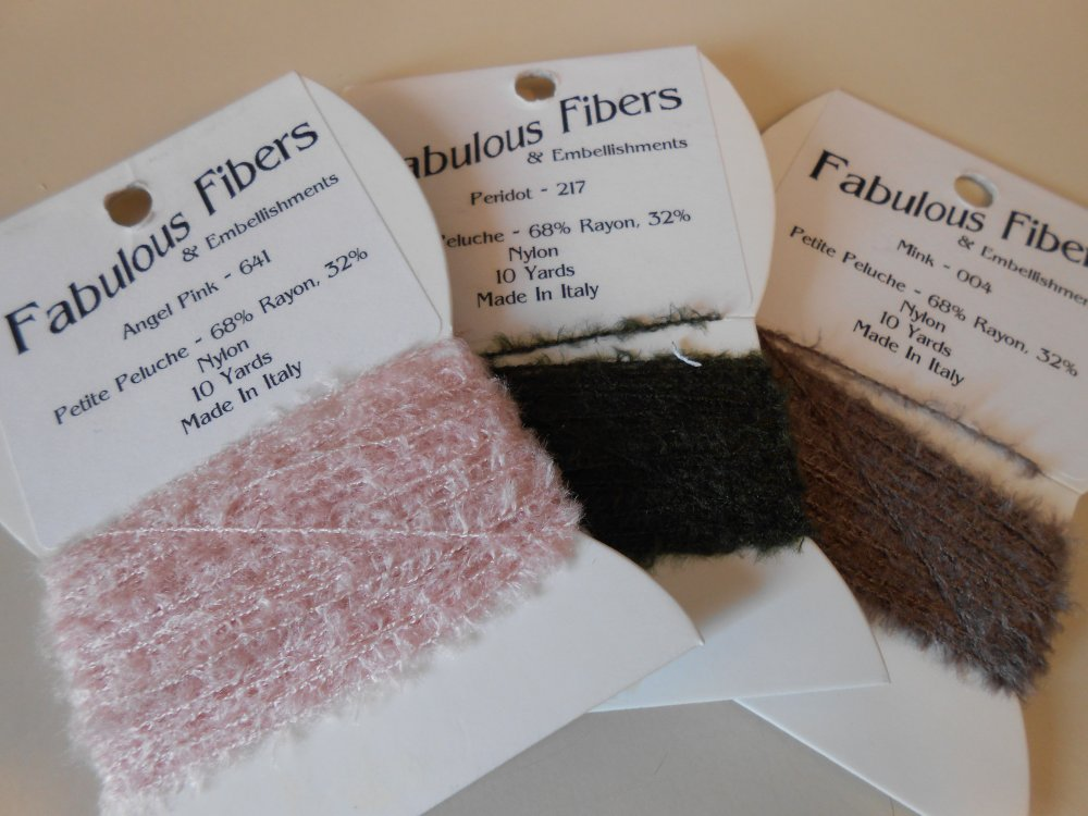 Petite Peluche by Fabulous Fibers