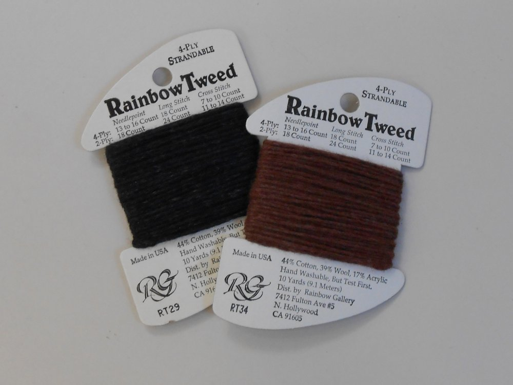 Rainbow Tweed by Rainbow Gallery