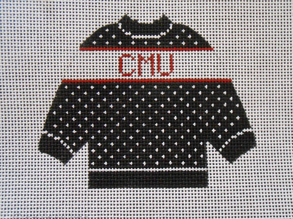 CMU Pullover Sweater