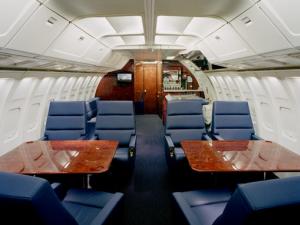 Boeing 727 VIP Interior