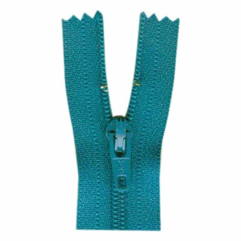 YKK - Closed End Zipper - 16 inch - Baby Blue