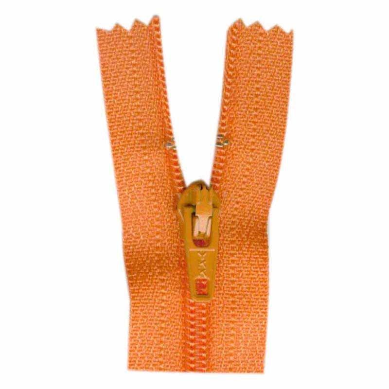 YKK - Closed End Zipper - 16 inch - Nectar