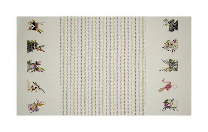 Art Gallery Fabrics - Indigo & Aster - Radiant Mamagerie Panel