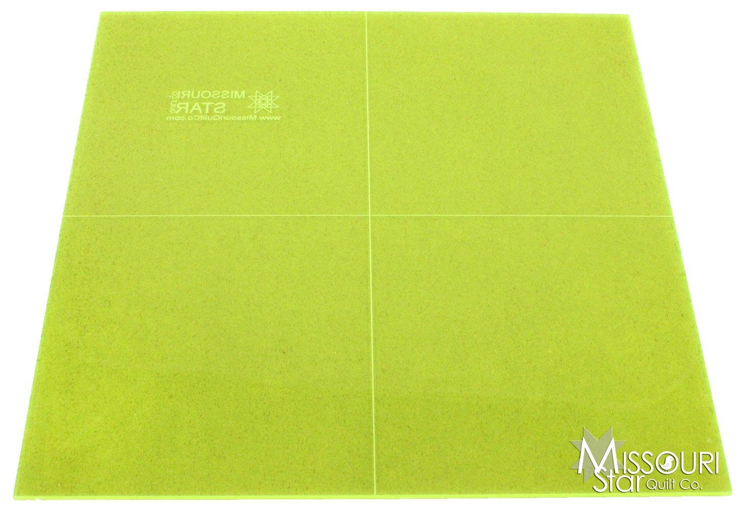 MSQC - 10  Square Template