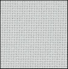 Zweigart - Aida 14ct - Grey