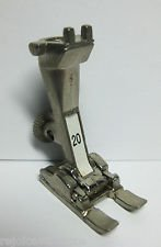 Bernina Feet - 1630 Old Style #20 Open Embroidery Foot 9mm
