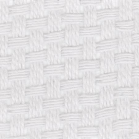 James Thompson - Monks Cloth 8ct - White