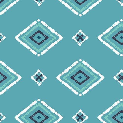 Art Gallery Fabrics - Mediterraneo - Zanifi Aqua