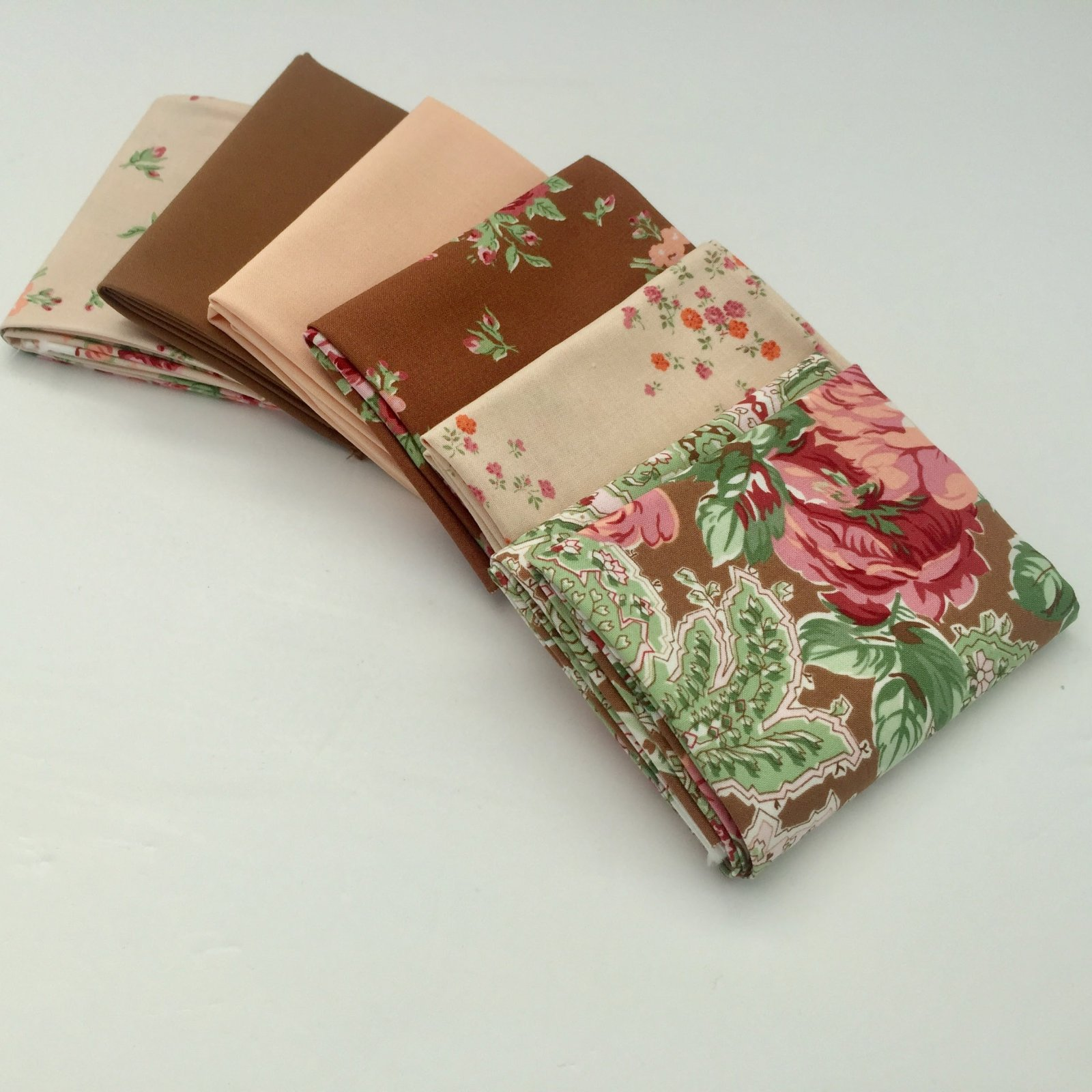 Cindy-rella's Assorted 6FQ Bundle - Vera Rose