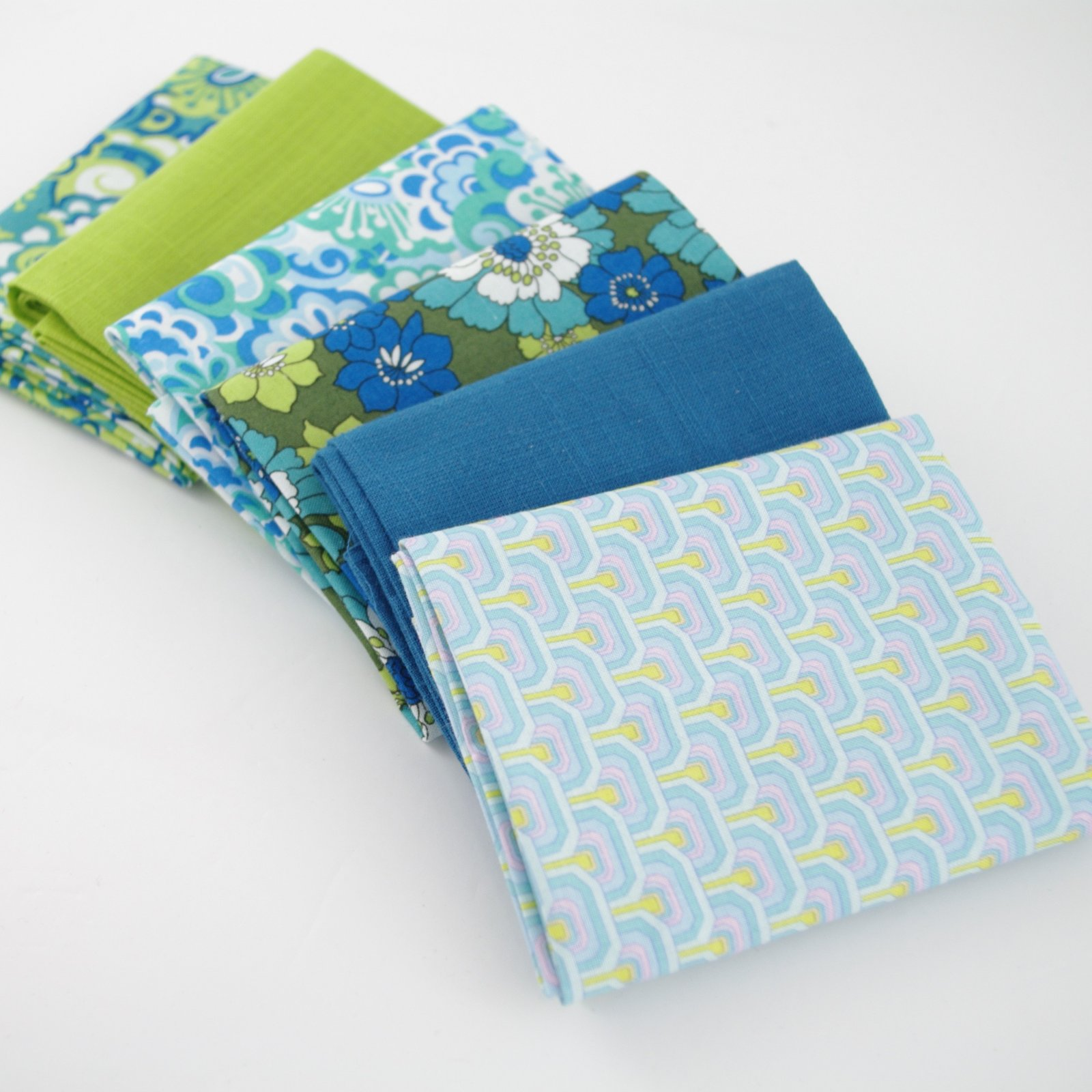 Cindy-rella's Assorted 6FQ Bundle - Margot Elena - Library of Flowers, Stories and Songbirds