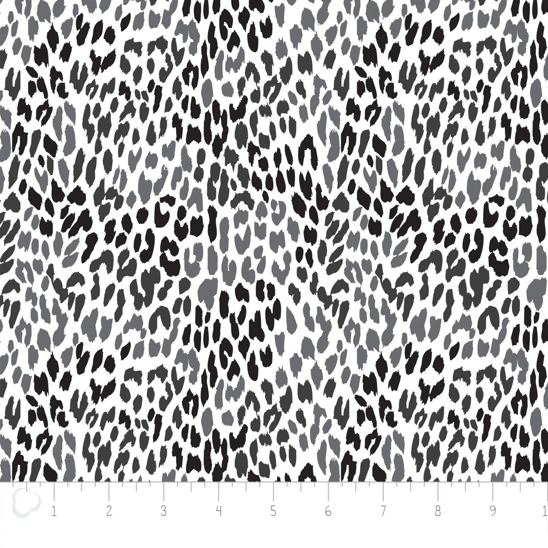 Camelot Fabrics - Cheetah Print Flannel