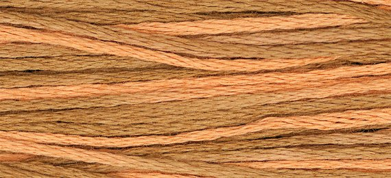 Weeks Dye Works Embroidery Thread - 2236 Copper