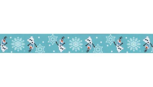 Frozen - Olaf Ribbon 1in x 3yds