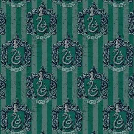 Camelot Fabrics - Harry Potter - Slytherin