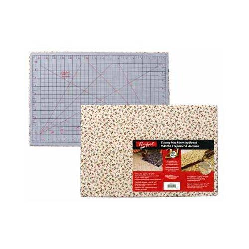 Komfort Kut - 2-in-1 Cutting Mat & Ironing Board - 12 x 18