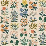 Cotton + Steel - Rifle Paper Co. Meadow Canvas Natural