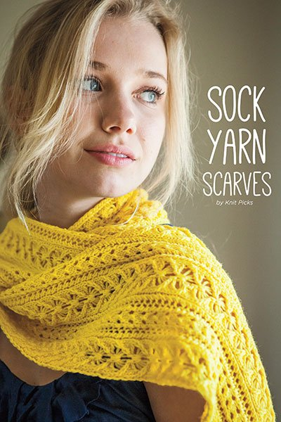 Knit Picks - Sock Yarn Scarves Collection