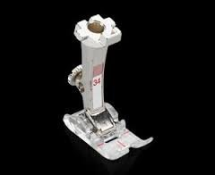 Bernina Feet - Classic #34 Clear 5.5mm