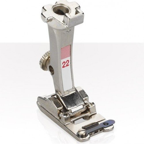 Bernina Feet - Classic #22 Cording Foot (3 groove)
