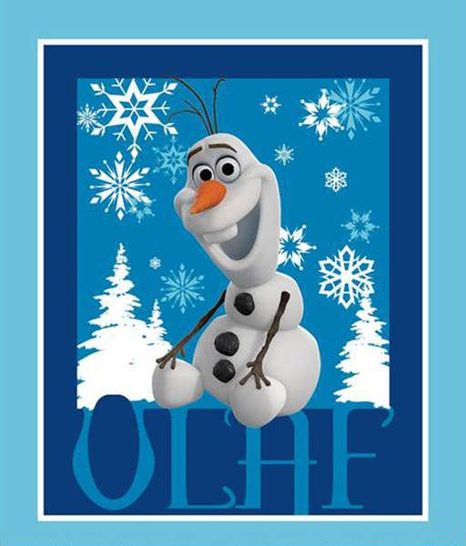 Disney Frozen - Olaf Panel