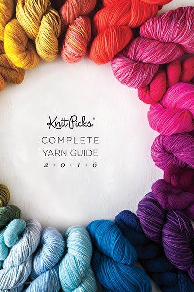 Knit Picks - Yarn Guide 2016