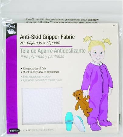 Dritz - Anti-Skid Gripper Fabric - 11 x 24