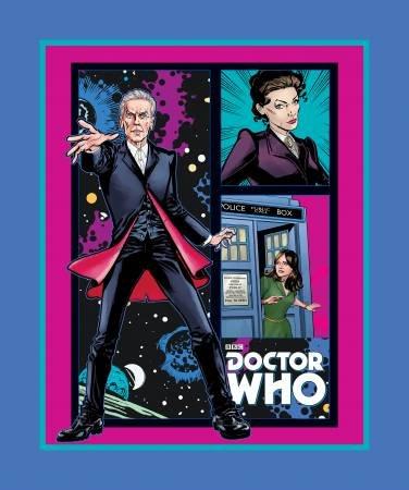 Doctor Who - Telephone Panel