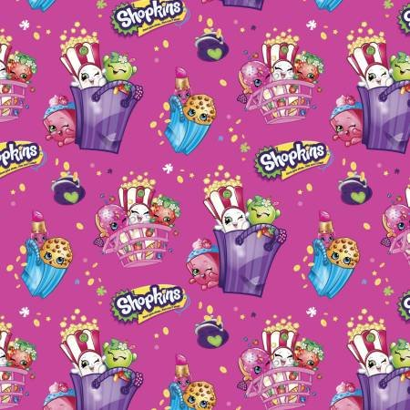 Springs Creative - Moose Shopkins Bags of Fun