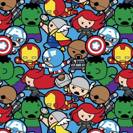 Springs Creative - Marvel Kawaii All in the Pack