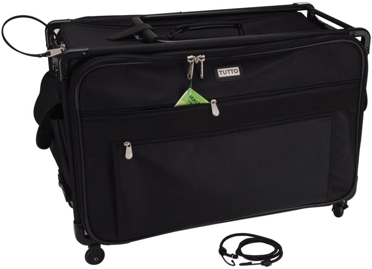 Tutto - XXL Trolley Bag - Black Monster