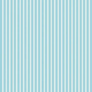 Dena Designs - Sunshine - Linen - Stripe - Aqua