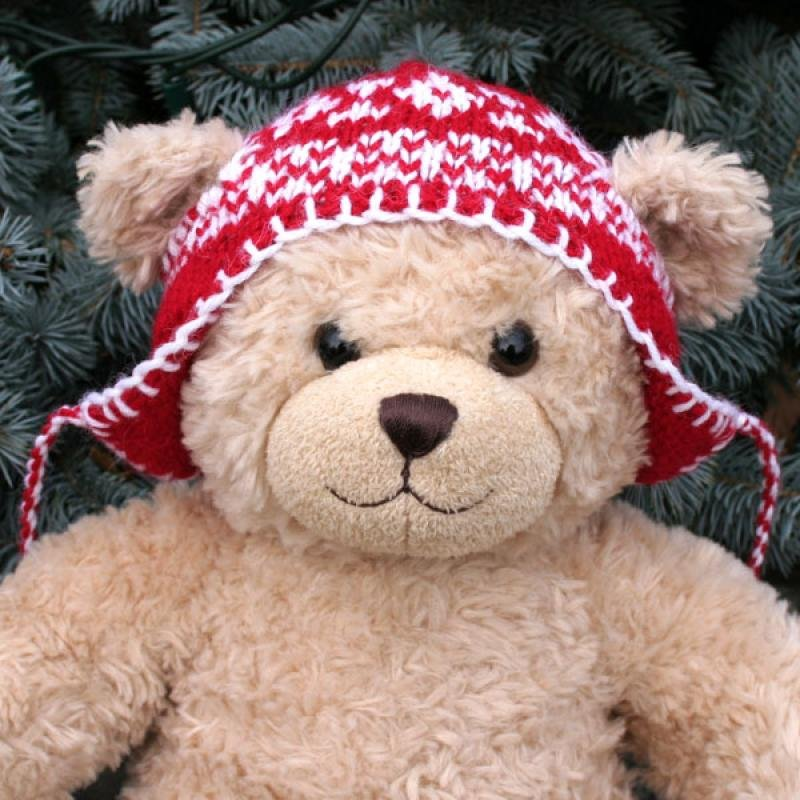 Knitca - Teddy Nordic Hat