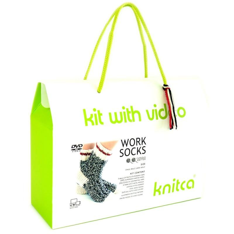 knitca - Work Socks - Classic